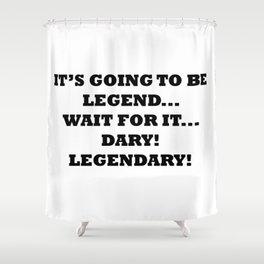 Legendary Shower Curtain