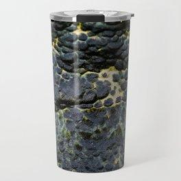 Pitted Seastone Travel Mug