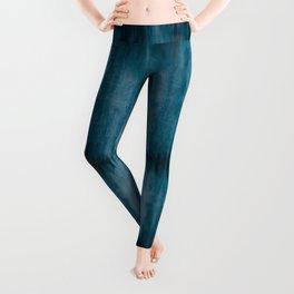 Tye Dye Denim Leggings