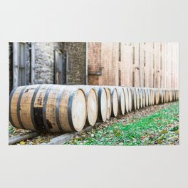Bourbon Barrel Rug