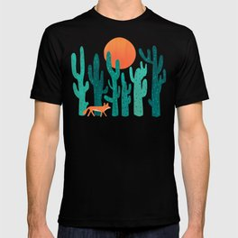 Desert fox T-shirt