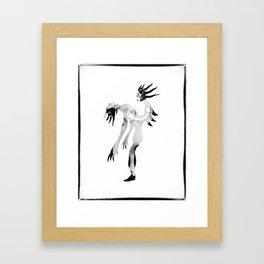 Dance Another Framed Art Print