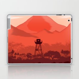 The Forest Lookout Laptop & iPad Skin