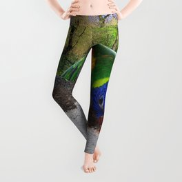 Who are you? Leggings