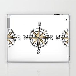 North Laptop & iPad Skin
