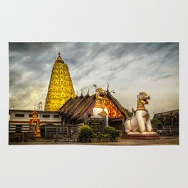 Wang Wiwekaram Temple Rug