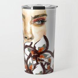 Supermodel Cara Travel Mug