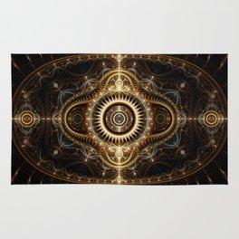 All Seeing Eye - Abstract Fractal Artwork Rug