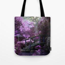 Tea Garden Tote Bag