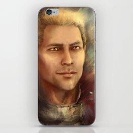 Cullen Templar iPhone Skin
