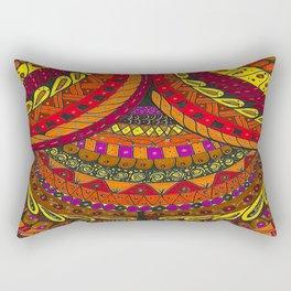 Out of Africa Rectangular Pillow