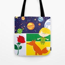 Le Petit Prince Tote Bag