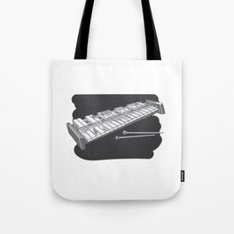Xylophone Musical Instrument Tote Bag