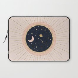 Love in Space Laptop Sleeve