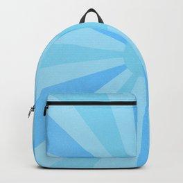 blue sunshine Backpack