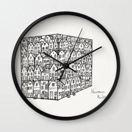 Living Block Wall Clock