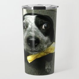 There's a loose seal in the elevator! Travel Mug