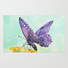 Butterfly#1 Rug