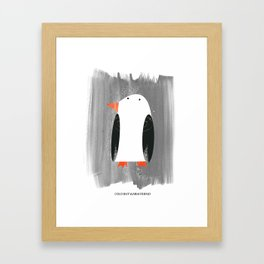 PI Framed Art Print