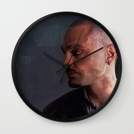 Nacho Varga - Better Call Saul Wall Clock