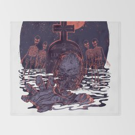 Lucien Throw Blanket