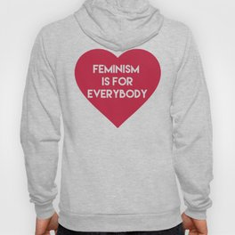 Feminism is for Everybody Hoody