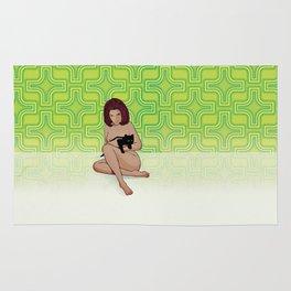 Nude Dimensions Nº3 Rug