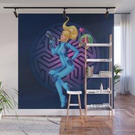 Samus Zero Suit Wall Mural