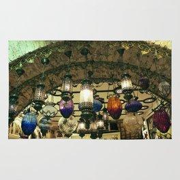 Turkish Lanterns! Rug