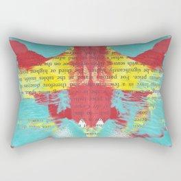 P u l s e Rectangular Pillow