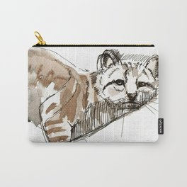 Totem Andean cat (AGA) Carry-All Pouch