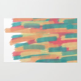 Colorful Explotion Rug