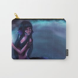 Mermaid Hinata Carry-All Pouch
