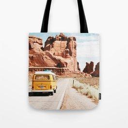 Van Life / Utah Tote Bag