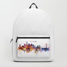 San Francisco Skyline Backpack