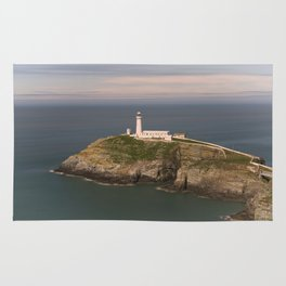 The South Stack Lighthouse Rug
