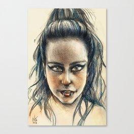 Shirly Canvas Print