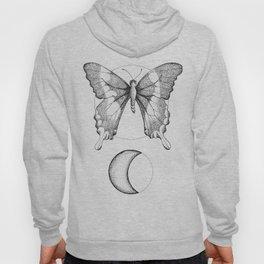 The Moon Butterfly Hoody