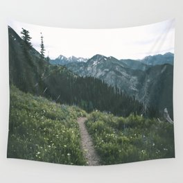 Happy Trails III Wall Tapestry