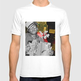 the new negro has no fear T-shirt