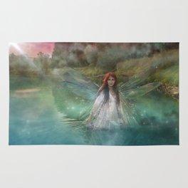 Dragonfly Fairy Rug