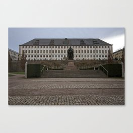 Friedenstein Palace Canvas Print