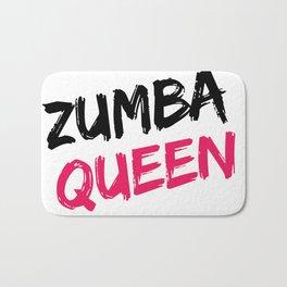 Zumba Queen Bath Mat