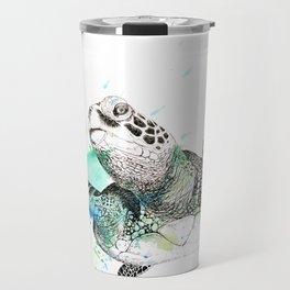 Sea Turtle I Travel Mug