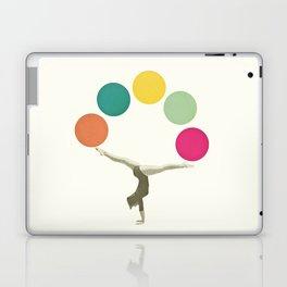 Gymnastics II Laptop & iPad Skin