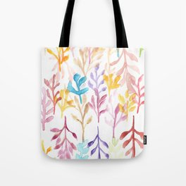 Watercolour Tree 3 Tote Bag