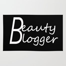 Fashion City: Beauty Blogger Rug