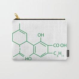 Cannabis Chemistry: CBD Carry-All Pouch