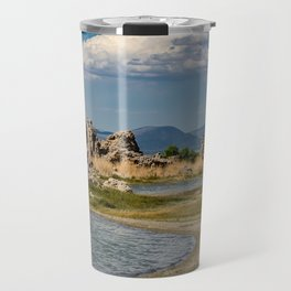 Mono Lake, California - III Travel Mug