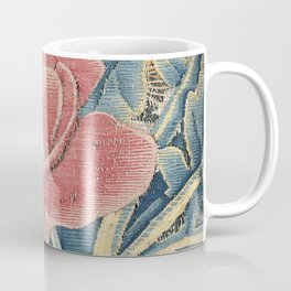 Flower Tapestry Coffee Mug